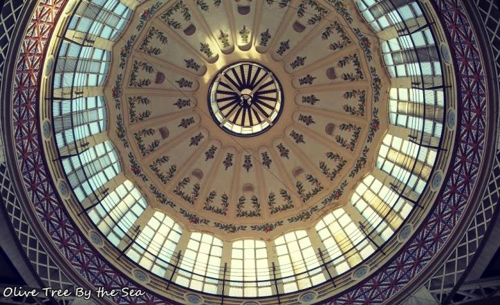 Dome, Mercado Central