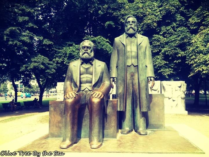 Marx-Engels-Berlin
