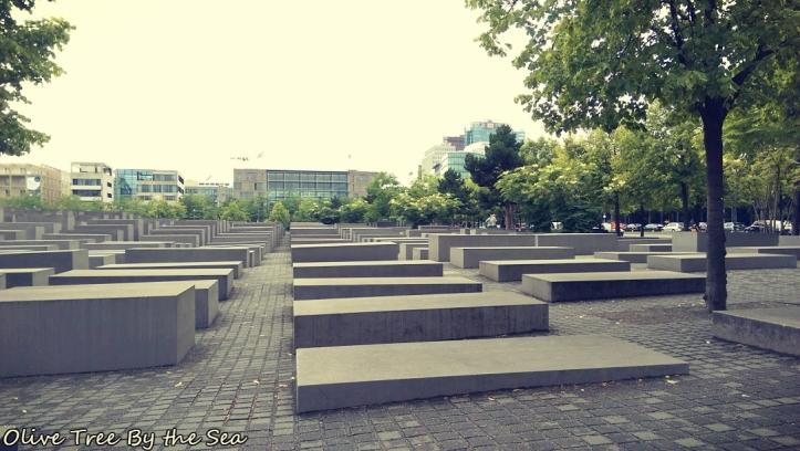 Memorial - Jews - Berlin