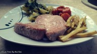 Olive Tree By the Sea - Tuna Steak